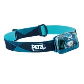 Use the Petzl TIKKA headlamp to camp, hike, or travel.